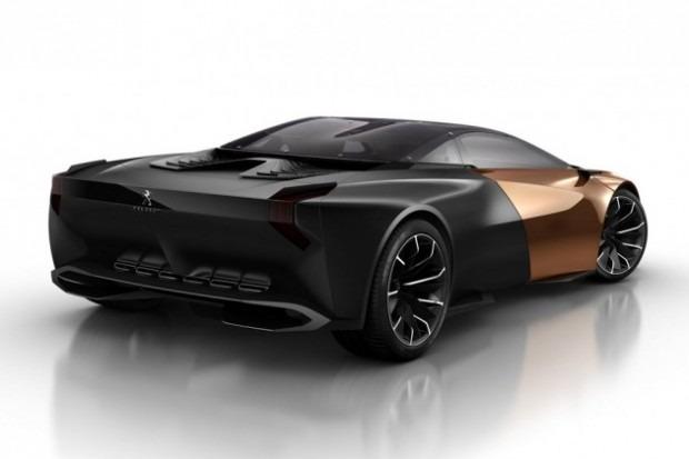 Peugeot анонсировал выпуск гибридного суперкара Onyx. Изображение № 4.