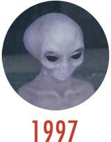 Эволюция инопланетян: 60 портретов пришельцев в кино от «Путешествия на Луну» до «Прометея». Изображение № 62.