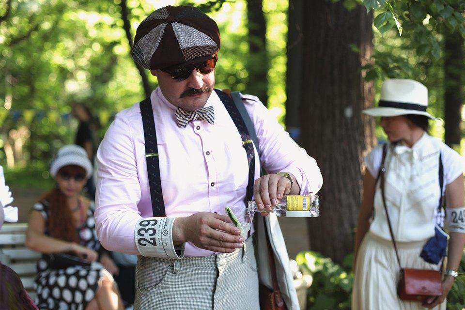 Детали: Репортаж с велозаезда Tweed Ride Moscow. Изображение № 32.