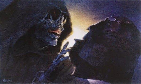 В сеть слили концепт-арт седьмого эпизода «Звёздных войн». Изображение № 8.