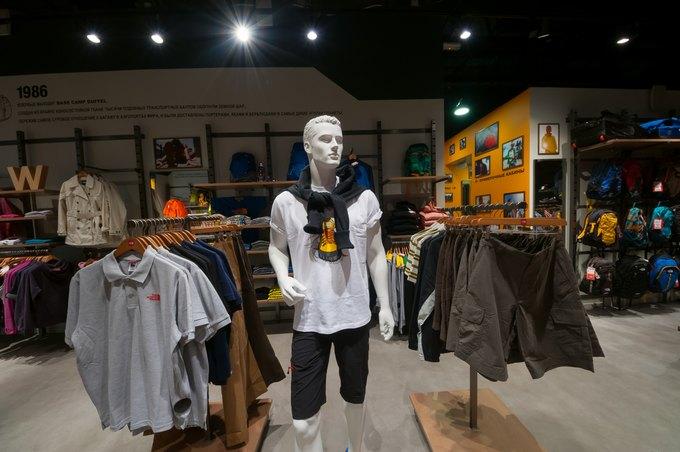 В Москве открылся первый официальный магазин марки The North Face. Изображение № 6.