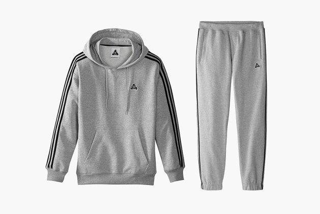 Марки Palace и Adidas Originals представили совместную коллекцию . Изображение № 5.