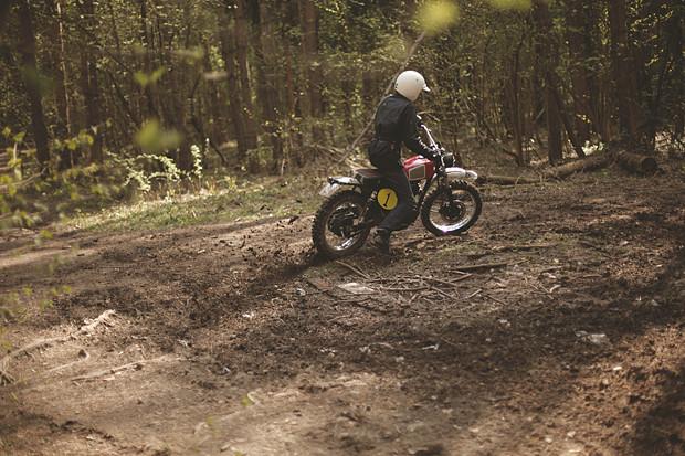 Репортаж со съемок тест-драйва мотоцикла Kawarna. Изображение № 9.