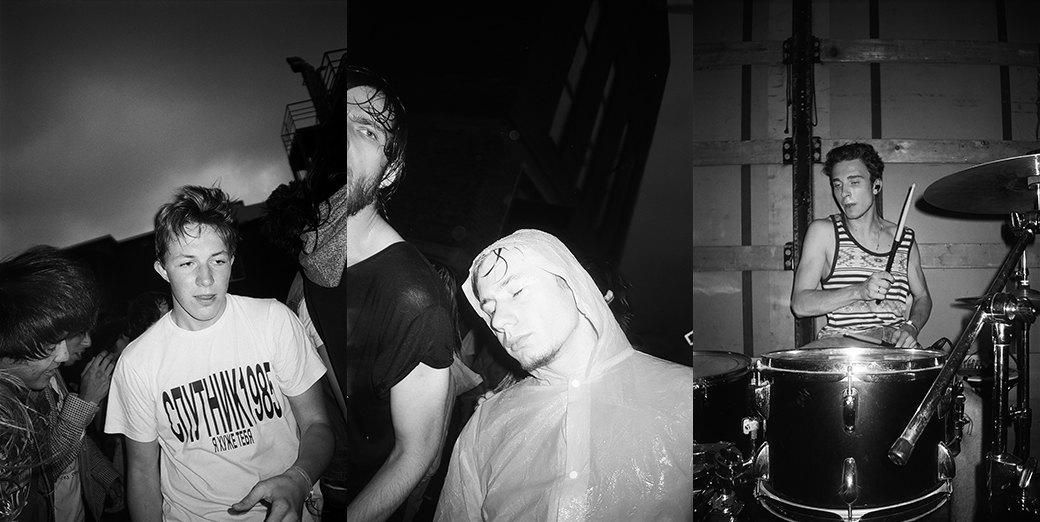 Фоторепортаж: Фестиваль новой российской рок-музыки «Боль». Изображение № 18.