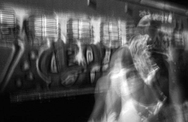 Интервью с Алексеем Партола, автором книги «Призраки» о российском граффити на поездах. Изображение №7.