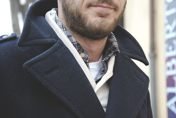 Детали: Репортаж с выставки мужской одежды Pitti Uomo. День третий. Изображение № 3.