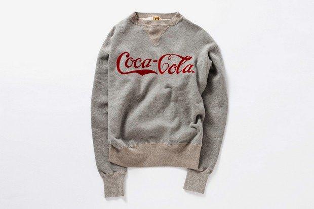 Японские марки Human Made, Beams и компания Coca-Cola представили совместную коллекцию одежды. Изображение № 11.