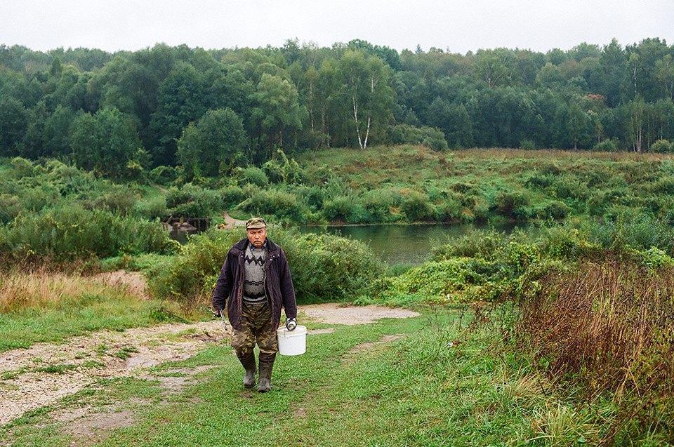 Фоторепортаж: Как редакторы FURFUR съездили на рыбалку. Изображение № 15.