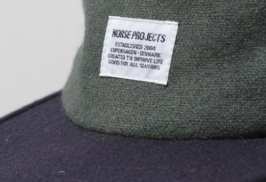 Новая коллекция кепок марки Norse Projects. Изображение № 3.