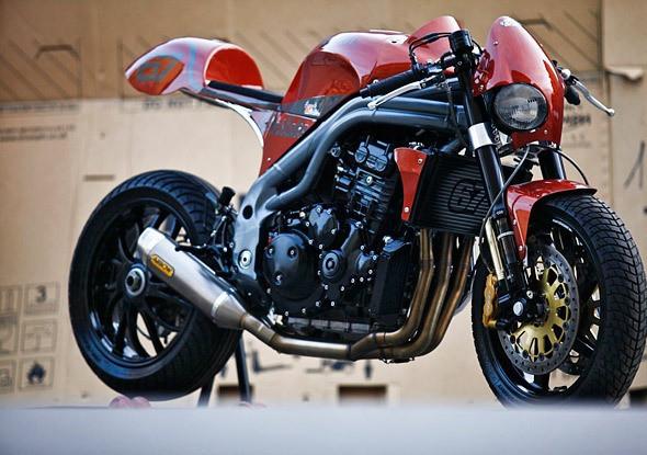 Топ-гир: 10 лучших кастомных мотоциклов 2011 года. Изображение № 11.