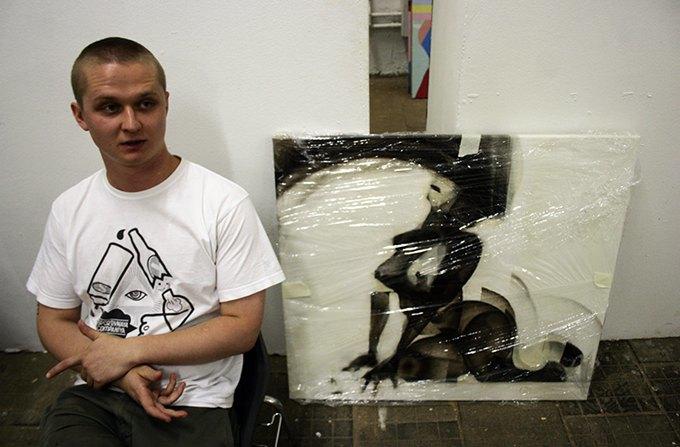 «Одинаково разные»: интервью с граффити-художниками Adno и Gera IX. Изображение № 2.
