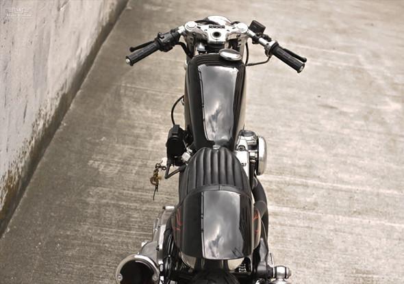 Топ-гир: 10 лучших кастомных мотоциклов 2011 года. Изображение № 58.