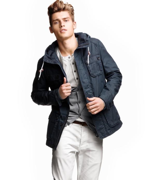 Мужские лукбуки: Zara, H&M, Pull and Bear и другие. Изображение № 34.