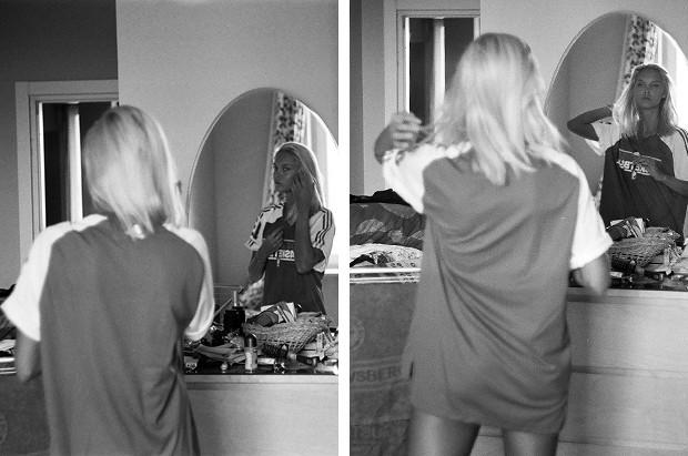 За кадром: Как снимали девушек в мужских вещах. Изображение № 15.