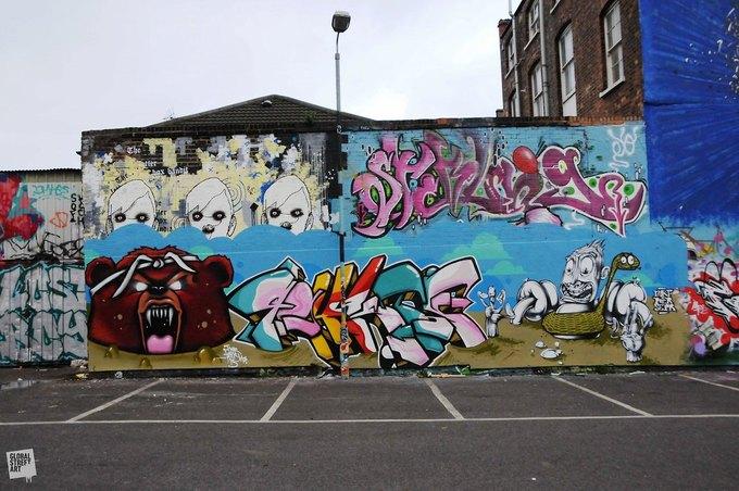 Google Street Art: Онлайн-музей граффити под открытым небом. Изображение № 5.