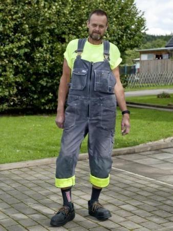 В Швеции работника с сорокалетним стажем уволили за подвернутые штаны. Изображение № 1.
