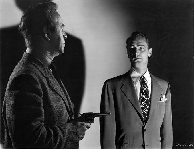 Кадр из первой экранизации романа «Великий Гэтсби», 1949 год. Изображение № 3.