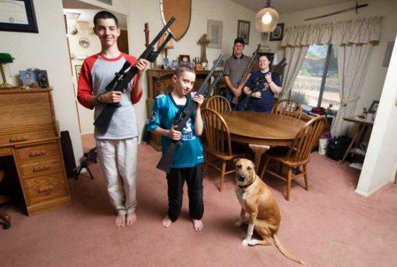 Детям Северной Ирландии разрешат пользоваться огнестрельным оружием. Изображение № 1.