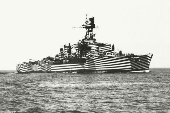 История камуфляжа Dazzle —от картин кубистов до военных крейсеров и принтов на одежде. Изображение № 1.
