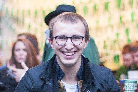 Лицевой счёт: Коллективный портрет посетителей Jameson Block Party. Изображение № 47.