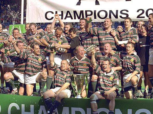 Победа в Heineken Cup, 2001. Изображение № 21.