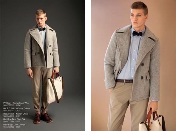 Лукбук Woolrich Woolen Mills F/W 2011-2012. Изображение № 11.