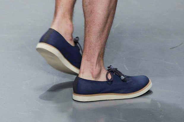 Новая марка: Кожаная обувь Ali Saulidi. Изображение № 14.