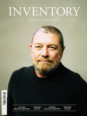 Новый номер журнала Inventory. Изображение № 1.