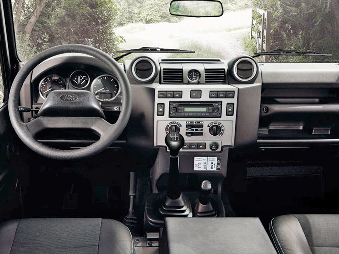 Гид по внедорожнику Defender, британскому автомобилю с суровым характером. Изображение № 6.