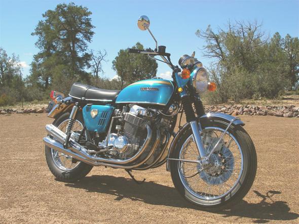 Honda CB750/1000/1300. Изображение № 22.