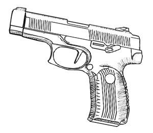Как научиться стрелять из боевого оружия: Репортаж из стрелковой школы. Изображение № 3.