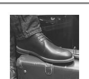 Изображение 4. Обувная компания Clarks представила новую модель desert boots.. Изображение № 1.