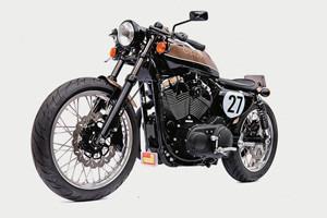 Мастерская Deus Ex Machina выпустила кастомный мотоцикл на базе Suzuki DR650. Изображение №14.