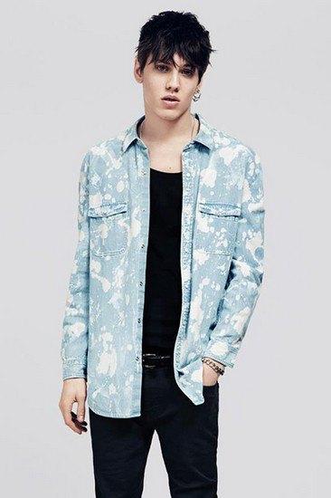 Марка Topman представила весеннюю коллекцию джинсовой одежды. Изображение № 6.