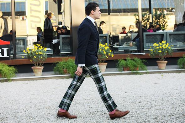 Итоги Pitti Uomo: 10 трендов будущей весны, репортажи и новые коллекции на выставке мужской одежды. Изображение № 99.