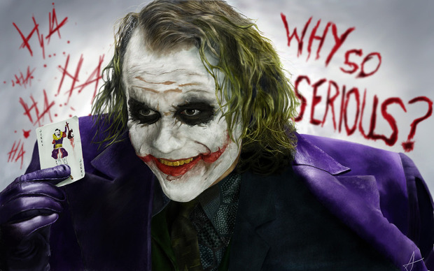 В американском кинотеатре арестован еще один Джокер. Изображение № 1.