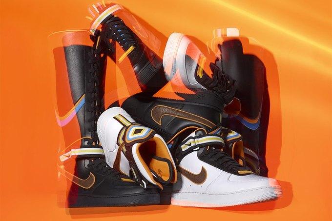 Марка Nike и Рикардо Тиши показали новую совместную коллекцию кроссовок. Изображение № 9.