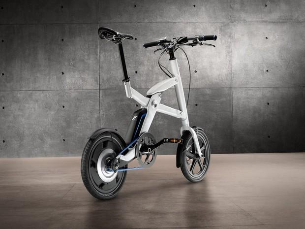 Компания BMW разработала электрический велосипед i Pedelec. Изображение № 1.