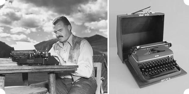 Справа: Шведская «Halda Portable», снабженная чемоданчиком для транспортировки. Изображение № 19.