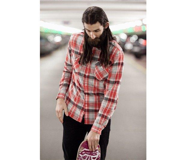 Марка Levi's Streetwear представила весеннюю коллекцию одежды. Изображение № 1.