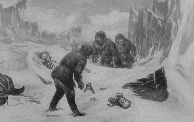 Почему потерянная экспедиция Франклина так важна для научного мира . Изображение № 2.