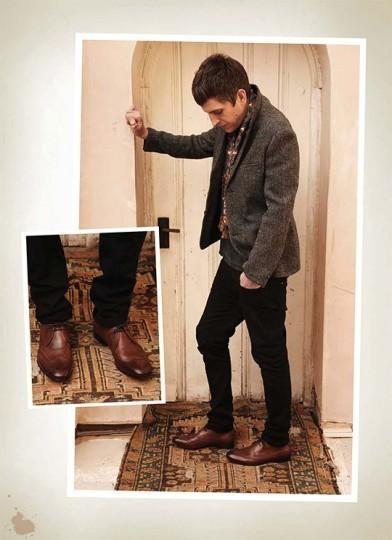 Изображение 6. Обувная компания Hudson представила лукбук осенней коллекции.. Изображение № 6.