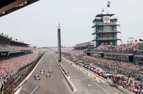 Гран-при: Трасса Indianapolis и гонка Indy 500. Изображение № 12.