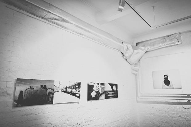 Фоторепортаж: Презентация книги о трэйн-бомберах «Ghost in the Machine». Изображение № 13.