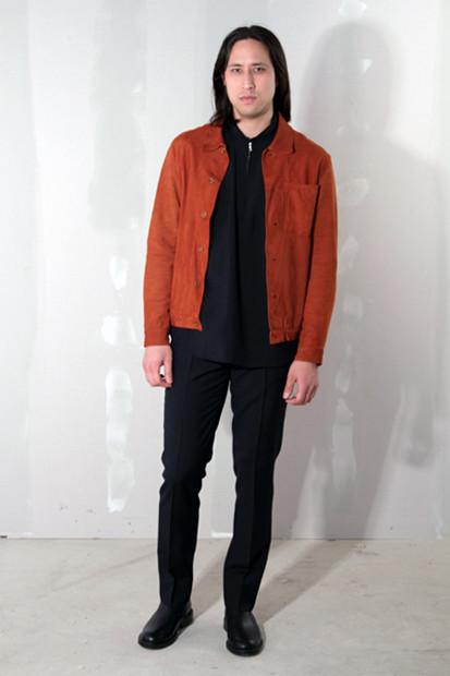 Марка Our Legacy выпустила лукбук осенней коллекции одежды. Изображение № 5.