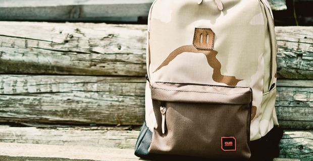 Новая марка: Рюкзаки, сумки и аксессуары GUD. Изображение № 4.