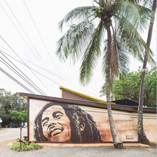 Гавайский фестиваль граффити Pow! Wow! в Instagram-фотографиях участников. Изображение № 8.