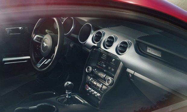 Первый экземпляр обновленного Ford Mustang продадут на аукционе . Изображение № 4.