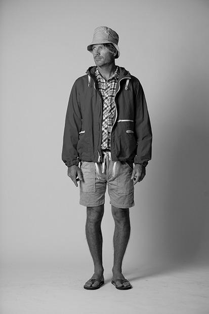 Марка Engineered Garments представила новую коллекцию на весну будущего года. Изображение № 10.