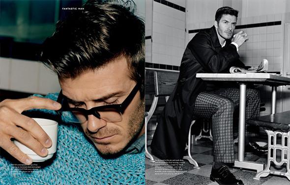 Изображение 4. Men's Digest: обложка Fantastic Man, блог Free/Man о мужских браслетах, распродажа Code7.. Изображение № 4.